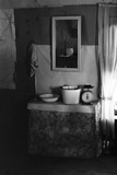 Wash Stand Photographic Print by Russell Lee