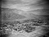 Aerial View of Palm Springs Photographic Print by Dave Cicero