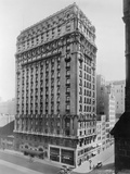 View of St Regis Hotel in NYC Photographic Print by Irving Underhill