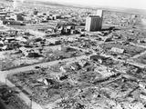 Woodward Oklahoma Tornado Damage Photographic Print