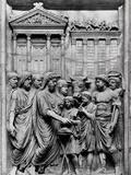 Marcus Aurelius with Entourage Photographic Print