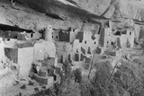 Cliff Palace at Mesa Verde Photographic Print by W.R. Chapline