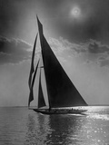The Vanitie during the America's Cup Photographic Print by Edwin Levick