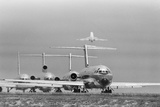 Jets Lined up for Takeoff at Hartsfield International Airport Photographic Print