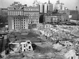 Urban Renewal in Harlem Photographic Print