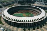 Busch Baseball Stadium Photographic Print