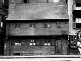 Exterior View of Paul Revere's House Photographic Print