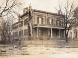 Birthplace of William Howard Taft Photographic Print