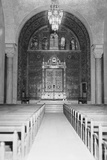 Interior View of the Temple Emanuel Photographic Print