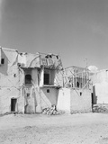 Exterior of House Complexes of Kabul Photographic Print