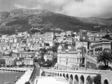 Resort City of Monte-Carlo Photographic Print by Philip Gendreau