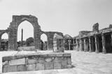 Ruins of Quwwat-Ul-Islam Photographic Print
