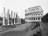 Colosseum from Temple Photographic Print by Philip Gendreau