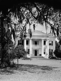 Front View of an Antebellum Mansion Photographic Print by Philip Gendreau