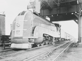 Union Pacific's Forty-Niner Train Photographic Print by Philip Gendreau
