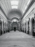 Interior View of Vatican Museum the Braccio Muovo Photographic Print