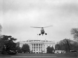 Helicopter Carrying the Kennedy Family Photographic Print