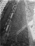 Crowd at Time Square for 1921 World Series Photographic Print