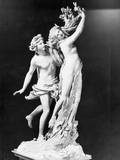 Apollo and Daphne by Gian Lorenzo Bernini Photographic Print