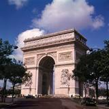 Arc De Triomphe Photographic Print by Philip Gendreau