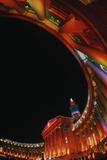 Fisheye View of Denver City Hall Photographic Print by John Sunderland