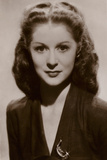 Moira Shearer, Scottish Ballet Dancer and Film Actress Photographic Print