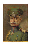 General Broussiloff Giclee Print