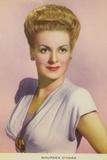 Maureen O'Hara, Irish Actress and Film Star Photographic Print