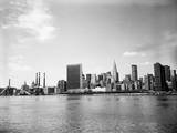 View of United Nations Buildings Photographic Print