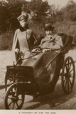 George V and Mary of Teck Photographic Print