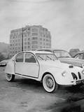 French Citroen Automobile Photographic Print