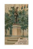 Shakspeare, Auteur, Dramatique Anglais, 1564-1616, Erigee Boulevard Haussmann Giclee Print