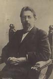 Anton Chekhov Photographic Print