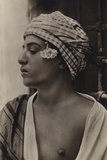 Arab Man Reproduction photographique