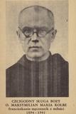 Maximilian Kolbe, Polish Franciscan Friar and Martyr Photographic Print