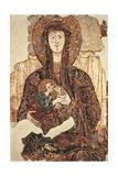 Madonna Breastfeeding Giclee Print
