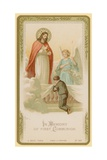 In Memory of First Communion Giclee Print