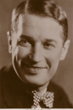 Maurice Chevalier, French Actor, Singer and Entertainer Photographic Print
