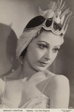 Margot Fonteyn, English Ballerina Stampa fotografica