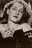 Norma Shearer, Canadian-American Actress and Film Star Photographic Print