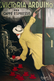 Victoria Arduino Espresso Coffee Machine Giclee Print