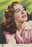 Viveca Lindfors, Swedish Actress and Film Star Photographic Print
