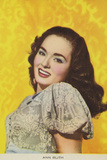 Ann Blyth, American Actress and Film Star Photographic Print