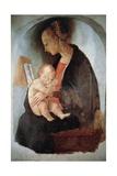 Madonna and Child, Ca 1498 Giclee Print