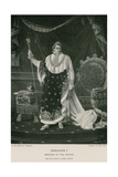 Napoleon I, Emperor of the French Giclee Print