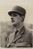 Charles De Gaulle Photographic Print