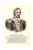 Admiral Nelson, Horace, Vicomte Giclee Print