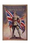 Cover Illustration for 'Wonder Book of Soldiers', 1918 Giclee Print