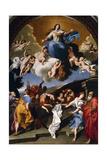 Assumption of Virgin Giclee Print