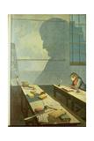 Napoleon as a Schoolboy Giclee Print